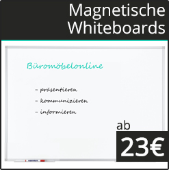 Franken ValueLine magnetische Whiteboards