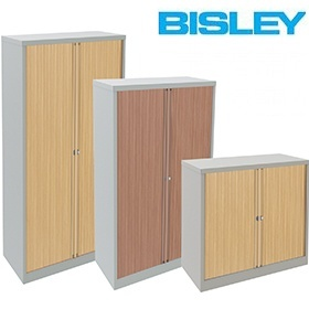 Bisley Contract Tambour Cupboards