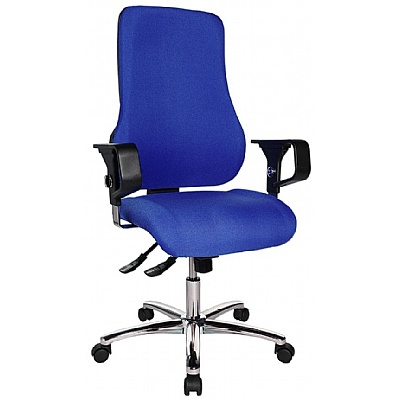 Topstar Sitness 55 Fabric Executive Chair