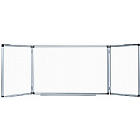 Earth-IT Premium Trio magnetische Whiteboards