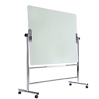 Bi-Office drehbares Whiteboard aus Glas